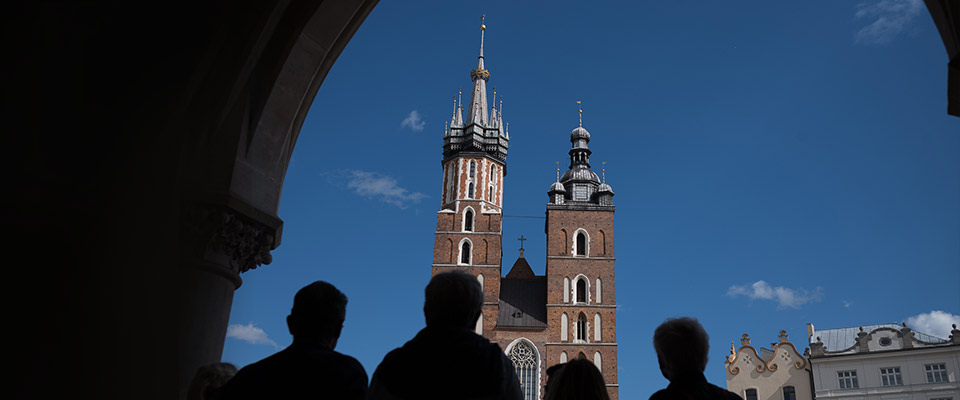 Krakow Walking Tours - Old Town