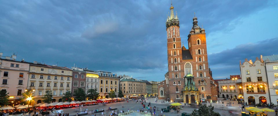 Krakow Walking Tours - St Mary
