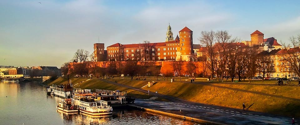 Krakow Walking Tours - Wawel Hill